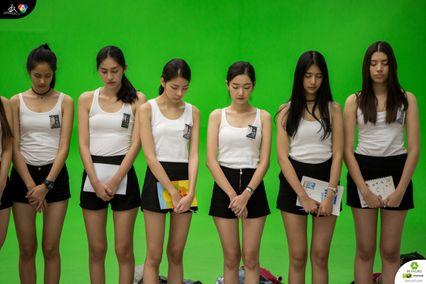 สาวมั่นทันสมัย Thai Supermodel Contest 2016 เรียนเดินแบบ
