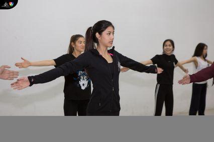 สาวมั่นทันสมัย Thai Supermodel Contest 2016 เรียนเต้นสำหรับโชว์สุดพิเศษ
