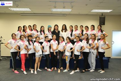 24 สาวน้อยวัยทีน ร่วมกิจกรรม Acting & Model Workshop