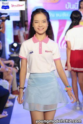 ช่อง 7 สี จับมือ Biore Pore Pack เปิดตัว 24 วัยทีนจากเวทีการประกวด Young Model 2016